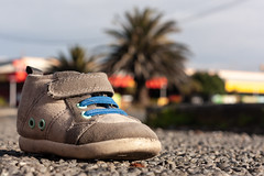 20180823_0115_40D-40 Little lost shoe #2 (johnstewartnz) Tags: canon40d canonapsc canoneos newbrighton childsshoe lostshoe 40d 40mm 40mmstm apsc canon eos shoe