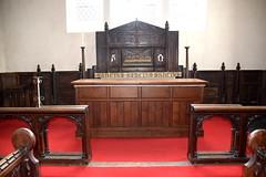 sanctus sanctus sanctus (Simon_K) Tags: fersfield norfolk eastanglia church churches