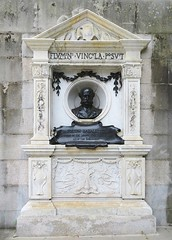 Monument to Sir Joseph William Bazalgette, Civil Engineer (Snapshooter46) Tags: josephbazalgette civilengineer monument thamesembankment london sewernetwork english