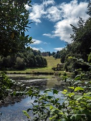 Bath Prior Park Lakes 2018 08 02 #4 (Gareth Lovering Photography 5,000,061) Tags: bath prior park nationaltrust gardens palladian bridge serpentine lakes viewpoint england olympus penf 14150mm 918mm garethloveringphotography