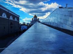 Moskou,  Christus Verlosserkathedraal  Москва, Храм Христа Спасителя Moscow, Cathedral of Christ the Savior (Rudike) Tags: