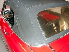 Fiat 1500 (1200/1500/1600/1600 S/OSCA) Cabriolet Verdeck (best_of_ck-cabrio) Tags: fiat fiat1600 cabriolet cabrio convertible softtop classiccar oldtimer sattlerei sattler manufaktur pohlheim giesen upholsterer ck ckcabrio auto car montage verdeckmontage entwicklung