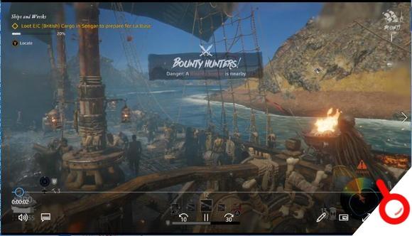《碧海黑帆》試玩回顧當海盜,爽就夠了!