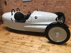 Morgan Factory - EV Three Wheeler