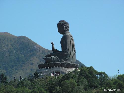 Великий Будда Гонконг Hongkong InterNetri 0216