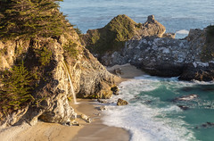 McWay Falls (Larry and Dena's Photography) Tags: mcwayfalls bigsur waterfall longexposure