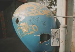 014.jpg (Tai Moura) Tags: kodak film filme 35mm proimage 100 trip100r olympus streetart street art arte rua pixação pixo olympustrip100r lomo lomography lomografia