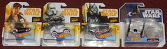 Hot Wheels - Solo Wave 2 (Darth Ray) Tags: hotwheels starwars solo charactercars wave2 hot wheels star wars character cars wave 2 qira rangetrooper enfysnest range trooper enfys nest originalconceptseries tiefighter original concept series tie fighter walmart gamestop