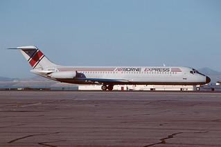 N971AX Douglas DC9-41 KTUS 22-04-97
