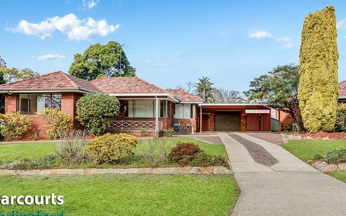 4 Anthony St, Carlingford NSW 2118