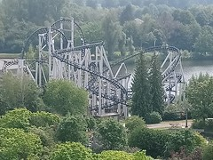 Zero Gravity (Menyhert) Tags: rollercoaster achtbaan fun dangerous excitement