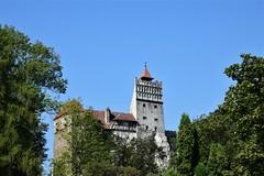 Castillo de Bran (Rumanía, 18-8-2018) (Juanje Orío) Tags: 2018 bran rumanía transilvania castillo castle torre tower românia drácula europeanunion