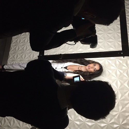Madison Beer Photoshoot Behind the Scenes