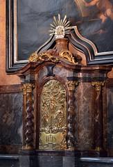 Prag - St.Nikolaus 31 (fotomänni) Tags: sakralekunst sakralfotografie kitchen church eglise kunst art kirchenkunst prag praha prague stnikolausprag manfredweis