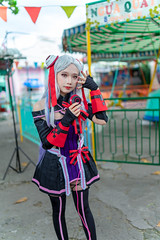 DSC00322 (Mao the kat) Tags: cosplay taiwan vietnam korea singapore japan 外拍 人像外拍 人像 人 可愛 kute kawaii like mall portrait outdoor people girl bokeh beautiful emotion blur skirt teen chinese fashion かぐら depthoffield sonyphoto sonyalpha a7m2 a7ii sel85f18 sel28f20 cute love japanese hongkong taiwanese anime coser ilce7m2 夏の花火 a7m3 a7iii