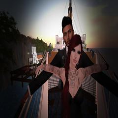 Titanic Doofie und Doofiechen  __3 _3 (Püppi Stone) Tags: titanic love 4ever lovingyou youme truelove