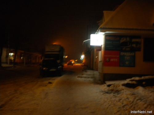 Ніч, Любомль, Волинь, Зима 2012  InterNetri 115