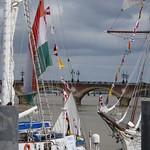 Entre proue et poupe, Tall Ships Regatta 2018, Bordeaux, Gironde, Nouvelle-Aquitaine, France. thumbnail