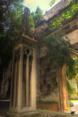 St. Dunstan in the East (The Crow2) Tags: thecrow2 canon eos 600d stdunstan templom church ruin rom london 2018 england anglia uk hdr