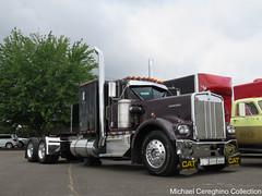 Jim Skrinar's 1981 Kenworth W900A (Michael Cereghino (Avsfan118)) Tags: jim skrinar 1981 kenworth w900a kw 81 aths 2016 national convention show american historical society salem oregon truck trucking