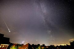 Perseiden 12./13.08.2018 (Stefan Giese) Tags: nikon d750 walimex walimex14mmf28 14mm astro astronomy perseiden strernschnuppen shootingstar milchstrase milkyway