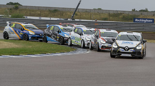 Renault Sport Clio Cup Race
