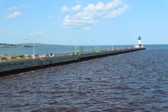 IMG_5689 (clare_and_ben) Tags: 2018 minnesota duluth harbortour vistastar lighthouse