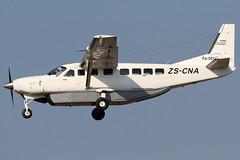 ZS-CNA 12062018 (Tristar1011) Tags: faor jnb johannesburg ortambo federalairlines cessna cessna208b c208 grandcaravan zscna