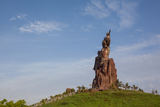 The African Renaissance Monument, Senegal