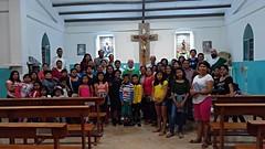 Comunidad de la capilla de Jesús Obrero, península de Santa Elena