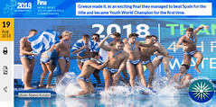 Macedonia News, Greece Youth Water-Polo World Champion, Szombathely/Hungary (Macedonia Travel & News) Tags: greecemacedonia makedonia macedoniatimeless macedonian macédoine mazedonien μακεδονια ancient greek culture vergina sun blog star thessaloniki hellenic republic prilep tetovo bitola kumanovo veles gostivar strumica stip struga negotino kavadarsi gevgelija skopje debar matka ohrid mavrovo heraclea lyncestis history alexander great philip macedon nato eu fifa uefa un fiba macedonianstar verginasun aegeansea macedoniapeople macedonians peopleofmacedonia macedonianpeople macedoniablog florina macedoniagreece timeless македонија macedonianews macedoniapress македонијамакедонскимакедонци tourism macedonia