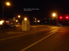 For Driver Convenance (tripod_treker) Tags: citystreets trafficsignals street road lights nightscene funnycaptures funnypictures