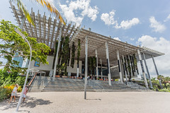 IMG_3701.jpg (patrick t ngo) Tags: architecture downtownmiami herzogdemueron miami museum museumpark pamm pérezartmuseummiami