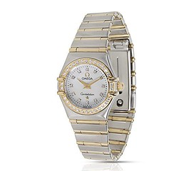 Omega Watch for Women - Omega Constellation swiss-quartz womens Watch (Certified Pre-owned) 1267.75.00 *... (flashmode.me) Tags: