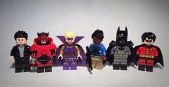 Marvel and DC Figbarf (Werdnauf) Tags: