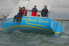 Sonata Race - Musical Express (Adam Swaine) Tags: boats sails yachts medway rivermedway waterside waterways englishrivers english england canon summ racing kent