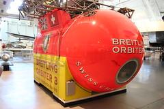 Breitling Orbiter 3 (Ray Cunningham) Tags: nasm breitling orbiter 3 udvar hazy museum