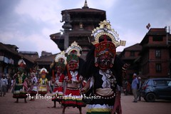 Bhairav (ujjal.maharjan) Tags: people jatra festival fun nepal diversity strength vintage culture architecture demigod god tradition mystic values ethnicity newar newari nepali chariot antique ancient significance panchare bisket indra yenya punhi bhairav ganesh bhaktapur kathmandu patan goddess shakti power followers pilgrimage pilgrims streetfestival ritual event