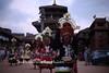 Bhairav (ujjal.maharjan) Tags: people jatra festival fun nepal diversity strength vintage culture architecture demigod god tradition mystic values ethnicity newar newari nepali chariot antique ancient significance panchare bisket indra yenya punhi bhairav ganesh bhaktapur kathmandu patan goddess shakti power followers pilgrimage pilgrims streetfestival ritual event