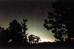 DSCF3712 (LEo Spizzirri) Tags: charleston desert light mountcharleston mtcharleston nevada night sky stars