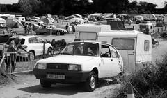 Citroën Axel 11 + Eribette (Skylark92) Tags: citroën water forest boat sky grass gelderland maurik van eiland window windshield tree building car road citroen jaar 100 holland netherlands nederland vehicle axel 11 rn22yy 1987 onk origineel nederlands kenteken field