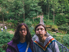DSC_820 (Mjooolka) Tags: mountain girl girlfriend friend couple nike yellow sweater love sky nature river sun trees cat draw bridge adventure indie earth planet me selfie flowers green building colours colorfull hair portrait smile funny fall summer sunday anna cuneo landscape