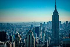 manhattan (luke kurtis) Tags: empirestatebuilding rockefellercenter shrevelambharmon architecture cityscape nyc skyline skyscraper newyork unitedstates