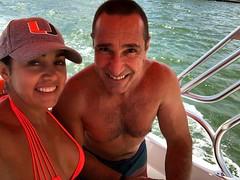 Miami summer vibes (miamism) Tags: rickandines ines ineshegedusgarcia selfie