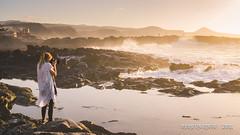 el puertillo (susodediego ) Tags: puestadesol sunset elpuertillo grancanaria mar oceano atlantico olympusem10markii sigma19mmf28dn thegalaxy contactgroups susodediego