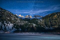 Ibón de Panticosa (fotochemaorg) Tags: alairelibre ibon ibóndepanticosa invierno lago montaña naturaleza nevado nieve paisaje panticosa pirineos
