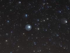 DefocusCrop (Jim Wisinski) Tags: night nightsky stars starphotography astralphotography astrophotography startrails defocusedstartrails nikon1424 nikon d750 polaris northstar
