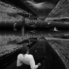 no fake news here (old&timer) Tags: background infrared filtereffect composite surreal song4u oldtimer imagery digitalart laszlolocsei