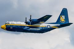 Blue Angels - Fat Albert (mjeedelbr) Tags: blueangels fatalbert lockheed c130 hercules seafair seattle airshow