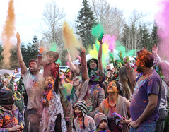 Holi Festival Marymoor Park 2018 (scottlum) Tags: holi holifestival holi2018 happyholi portraitphotography portrait colorful colors festivalofcolors festivalofcolours festival seattle marymoorpark peoplephotography peopleoftheworld